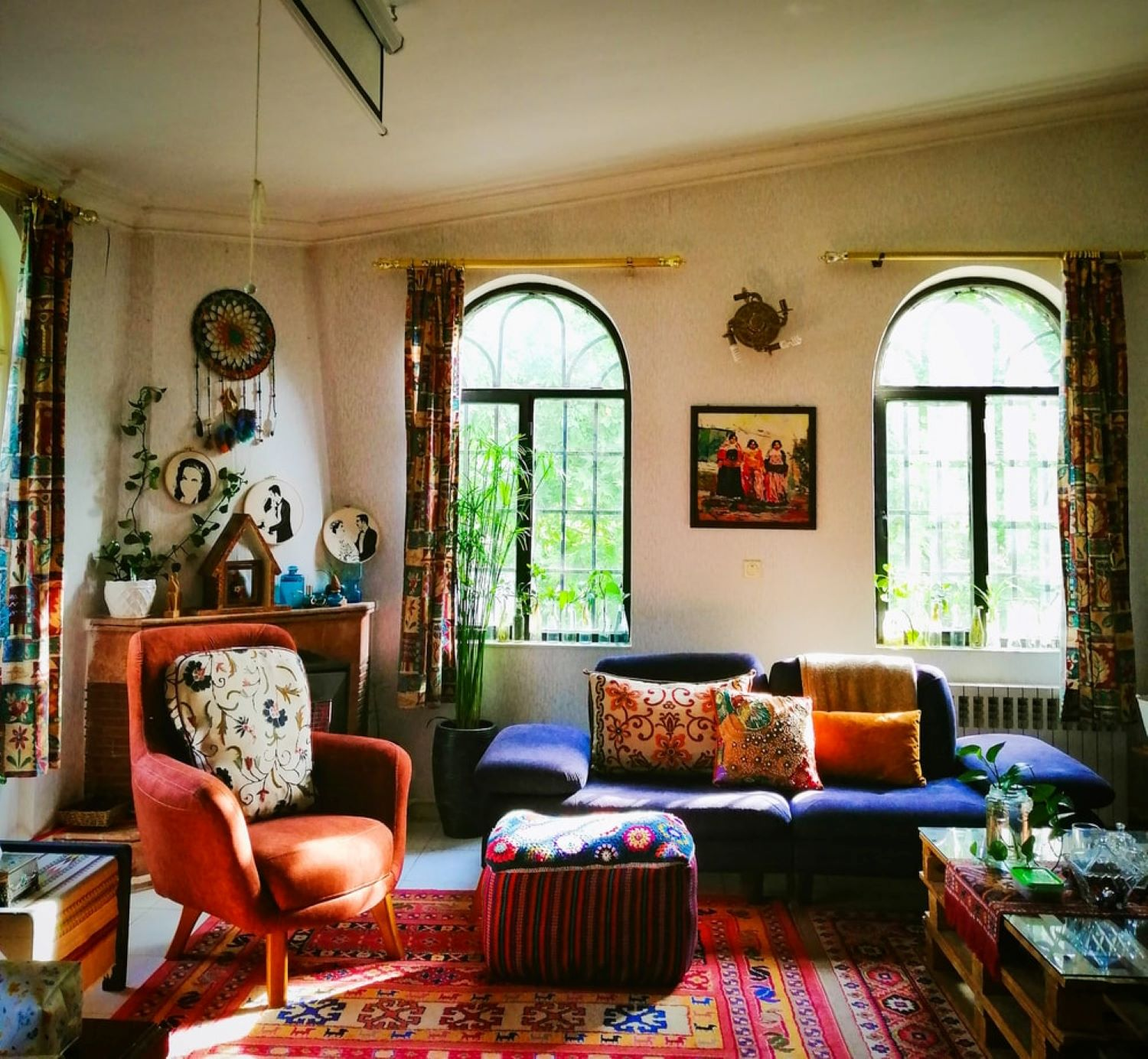 Everything You Need To Know About Bohemian Interior Design Style