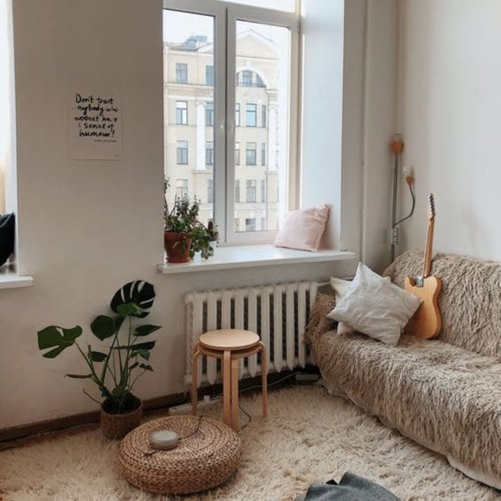 teens room idea plant
