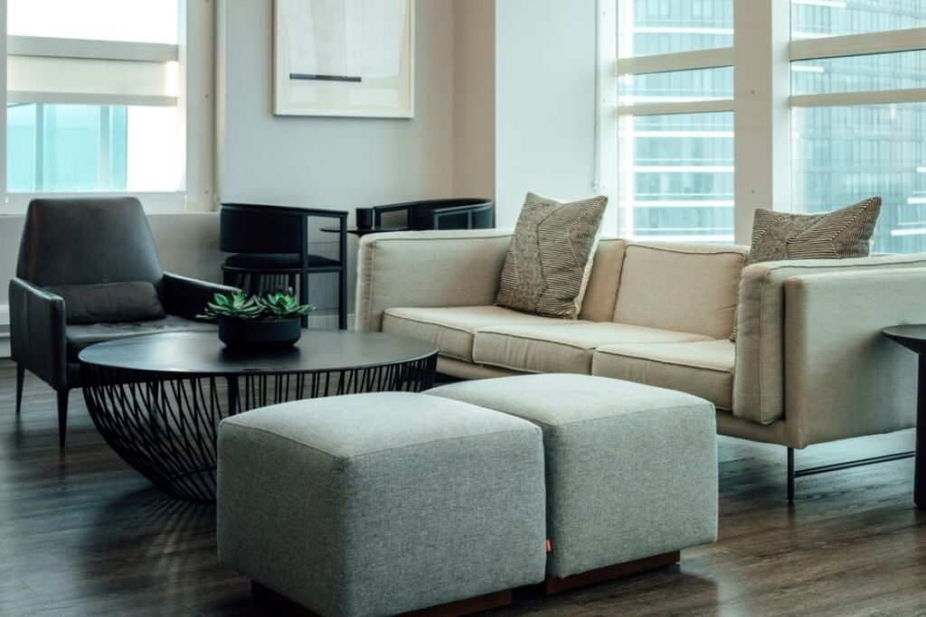 8 Types Of Furniture For Your Living Room ottoman