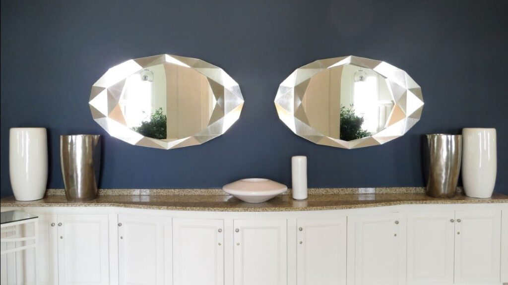 How To Decorate Your kitchen mirror