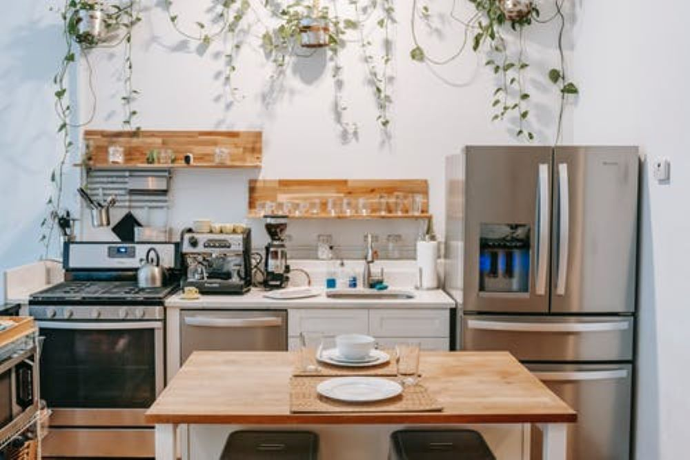 how to organize a small kitchen 2