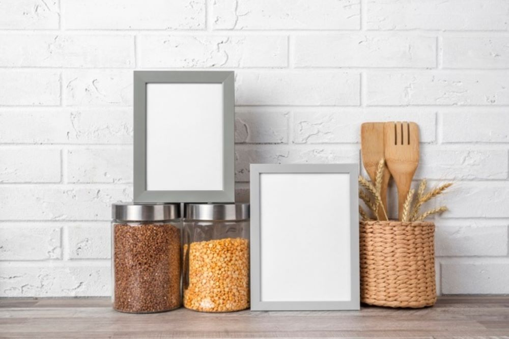 how to organize a small kitchen6