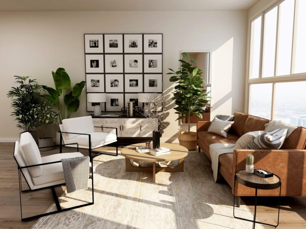 furniture for small living rooms