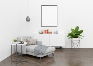 9  Best Tips to Decorate a Living Room Without Furniture