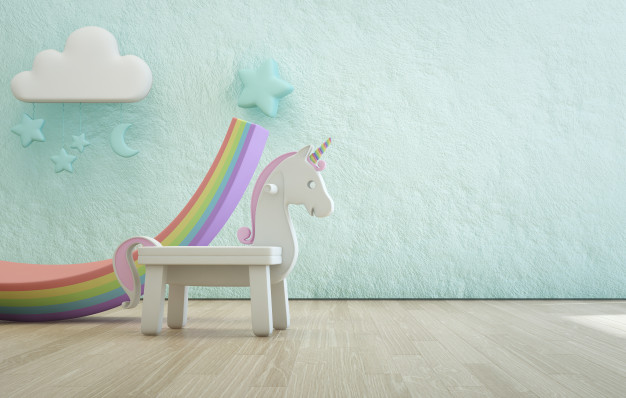 7 Fabulous Ideas For Painting A Kid's Room