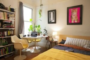 Simple & Practical Ideas To Decorate Home Office For A Budget